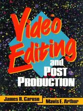 Video Editing and Post Production