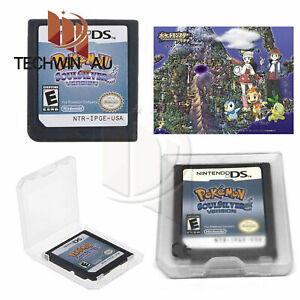 Pokemon Platinum USA Version Video Play Card For Nintendo NDS 3DS DSI NDSL