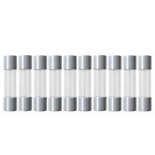 10 Stück FSP Sicherung Glassicherung Fuse T 10A 250V Träge 5x20mm Feinsicherung