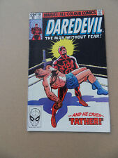 Daredevil 164 . F. Miller / Origin Retold & Expanded . Marvel 1980. FN +