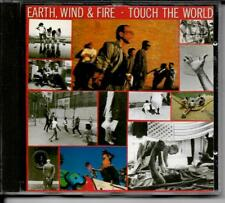 CD ALBUM 10 TITRES--EARTH WIND & FIRE--TOUCH THE WORLD--1987