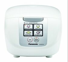 Rice Porridge Soup Cooker Panasonic Electric Non-Stick Steamer 1 Touch-Control