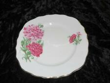 REPLACEMENT BONE CHINA Side Plate Crown Regent Pink Carnation
