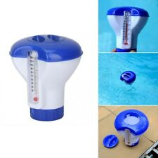 Swimming Pool Floating Chemical Dispenser Chlorine Tablet Tabs Applicator