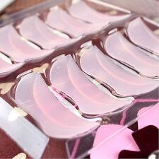 New Silicone Eyelash Perming Perm Curler Eyelash Shield Pad Multi Size