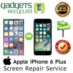 iPhone 6 Plus Full Screen Replacement Repair Service -Same Day Repair & Return