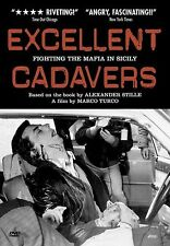 Excellent Cadavers.Mafia In Sicily Doco. New In Shrink!