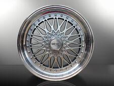 GT LINE Cerchi in lega 8,5x19 pollici AUDI a3 a4 VW Golf 5 6 7 et45 letto profondamente Retro Style