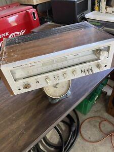 Vintage Pioneer stereo receiver model sx650