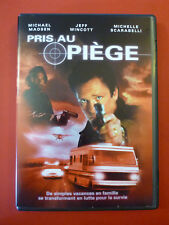 Pressure Point (Pris au Piege) DVD Bilingual French Cover