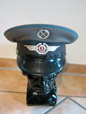ORIGINALE Visiera forze aeree DDR Eastern German Air Force visors CAP