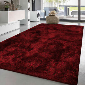 Extra Large Thick Shaggy Rugs Hallway Runner Soft Bedroom Rug Living Room Carpet