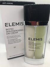 Elemis Biotec Skin Energising Day Cream 30 ml/1 Oz NEW