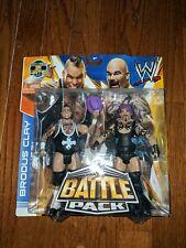 WWE Mattel Brodus Clay & Tensai Battle Pack With 2 Hats Funkadactyls
