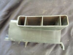 1965 1966 Chevrolet Bel Air Biscayne Caprice Impala Dash Heater Vent Duct Tube
