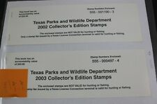 CKStamps: US State Duck Stamps Collection Texas Mint NH