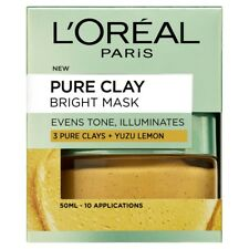 L'Oreal Paris Pure Clay Bright Face Mask 50ml