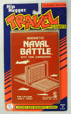 SMETHPORT - HIP HUGGER MAGNETIC GAMES - NAVAL BATTLE - NEW        #ZSME-514-20