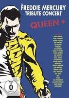 Artisti Vari - Freddie Mercury Tribute Concerto Nuovo DVD