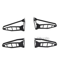 Front&Rear Turn Signal Light Cover Protector Shield For BMW S1000RR HP4 R nine T