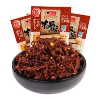 20g Chinese Delicious Beef Flavour Hot Spicy Strips Snack Food Kit