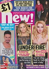 NEW! MAGAZINE No 505, 4 February 2013, Speidi ,Victoria Beckham ,Cheryl Cole