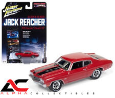"""JOHNNY LIGHTNING 1:64 JLCP6002 1970 CHEVROLET CHEVELLE SS """"JACK REACHER"""""""