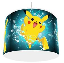 POKEMON GO PIKACHU PIKA LIGHT SHADE KIDS ROOM matches duvet set  FREE P&P