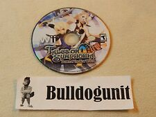 Tales of Symphonia Dawn of the New World Nintendo Wii Game Disc Only