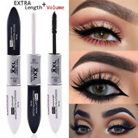 1Pc Fiber False Lash Effect 3D Mascara Waterproof Curling Lengthening Cosmetics