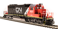 BROADWAY LIMITED 5367 HO SD40-2 Canadian National 5937 GTW Paragon3 Sound/DC/DCC