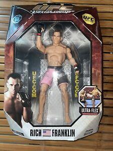 Franklin UFC Action Figure Series 4 Jakks Pacific.