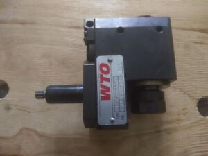 WTO Live Tool Holder