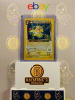 Dark Ampharos 1/105 HP Moderately Played Neo Destiny Rare Holo Pokemon Card