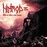 NIMROD B.C. - GOD OF WAR AND CHAOS   CD NEU