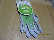 SHOWA Floreo 370 gardening gloves. New with tags. Medium.