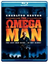 Omega Man [WS] (REGION A Blu-ray New) BLU-RAY/WS