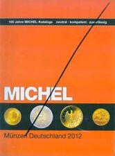 Michel:Münzen Deutschland-Katalog 2012.Gebraucht