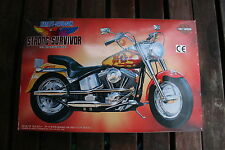IMAI Harley Davidson Fat Boy 1:12 Strong Survivor       -Made in Japan-