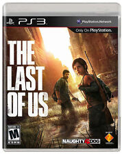 The Last of Us PlayStation 3 PS3