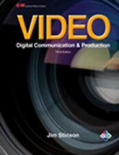 Video: Digital Communication & Production, Stinson, Jim, Acceptable Book