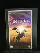 Jeanne d'Arc - PSP Playstation Portable - Sony - 2006 - Japan Import
