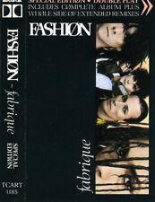 Fashion Fabrique Special Edition Double Play Cassette UK Release TCART 1185