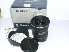 Tokina AT-X pro DX 11-16 f 2,8 (Canon EF)