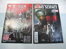 X-Men Second Coming Comic Set Vf+/Nm-. First Print