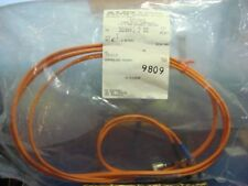 NEW AMP 503995-2 FIBER OPTIC CABLE 2.5MM BAYONET BAGGED