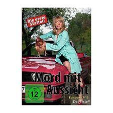 2 DVDs * MORD MIT AUSSICHT - STAFFEL 1 (Folge 7-13) - Caroline Peters  # NEU OVP