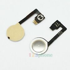 5/ LOT BRAND NEW MENU KEYPAD HOME BUTTON FLEX CABLE RIBBON FOR IPHONE 4S #C-142