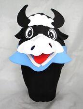 Vaca Cuerno De Buey Animales Granja Zoo Vestido de Disfraz de fiesta de  espuma d. 48e448a29b1