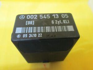 Mercedes W124 190E 300E 300SE AC Compressor Relay 0025451305 OEM